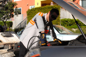 Battery Jump Start Services in Oakland