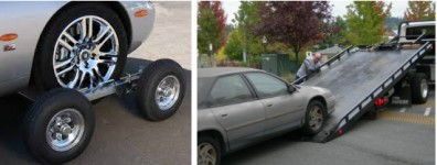 Flatbed Towing Vs. Dolly Towing Solutions